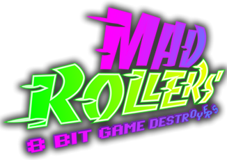 Mad Rollers 4 players